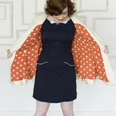Rooibos Dress - Colette Patterns